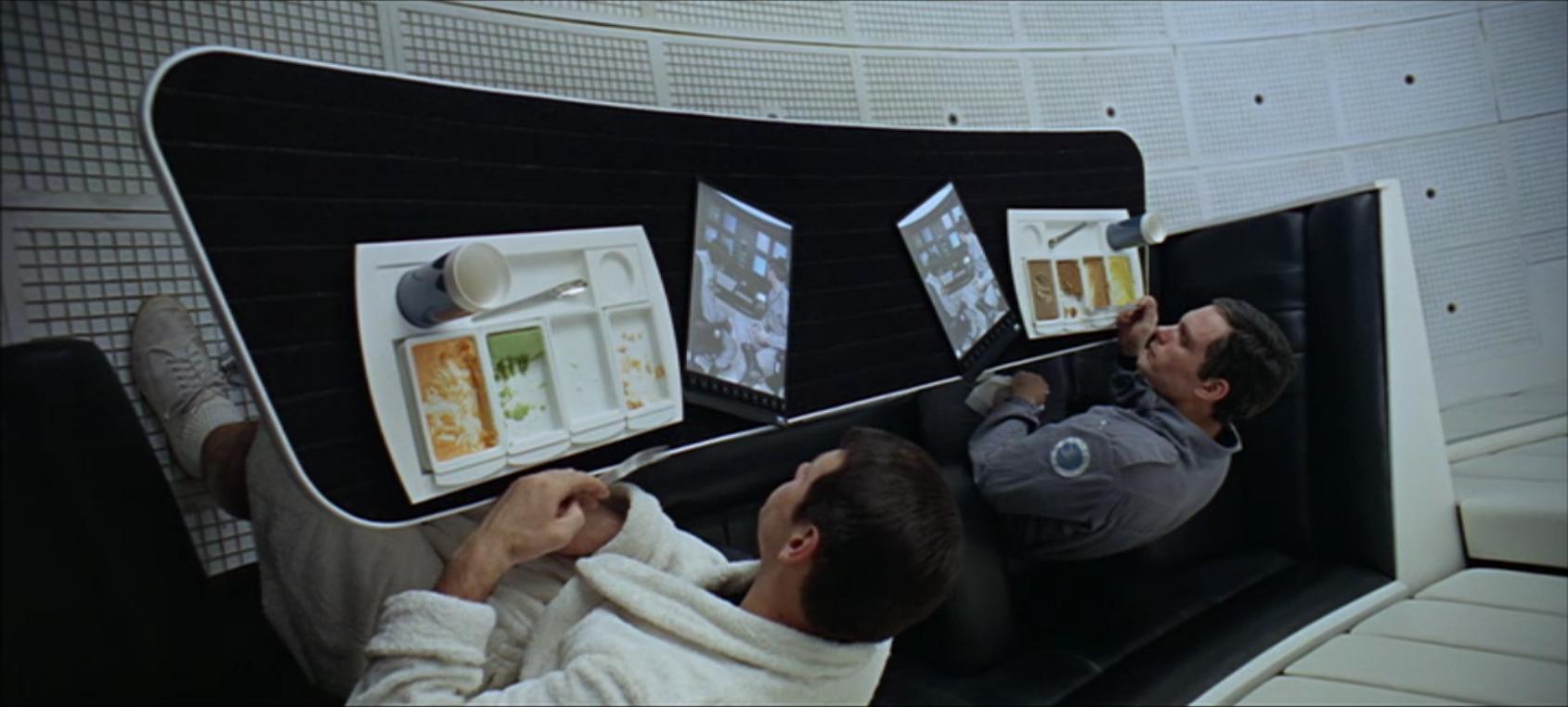 Screenshot aus: »2001: Odyssee im Weltraum« Tablets