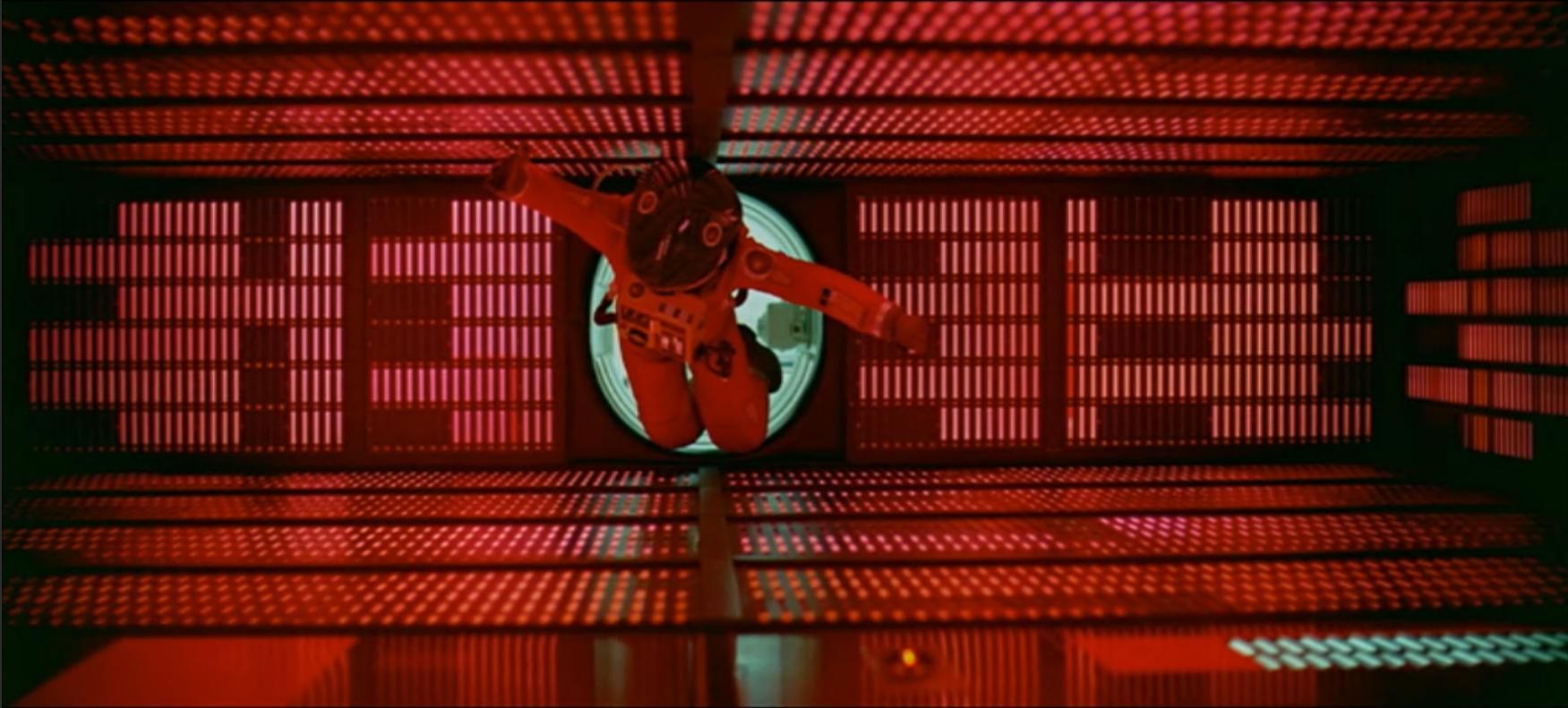 Screenshot aus: »2001: Odyssee im Weltraum«  Abschaltung