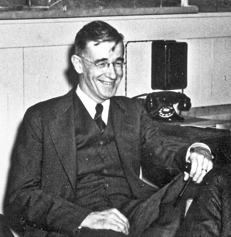 Vannevar Bush 1940
