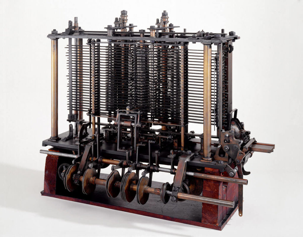 Charles Babbage | Analytical Engine