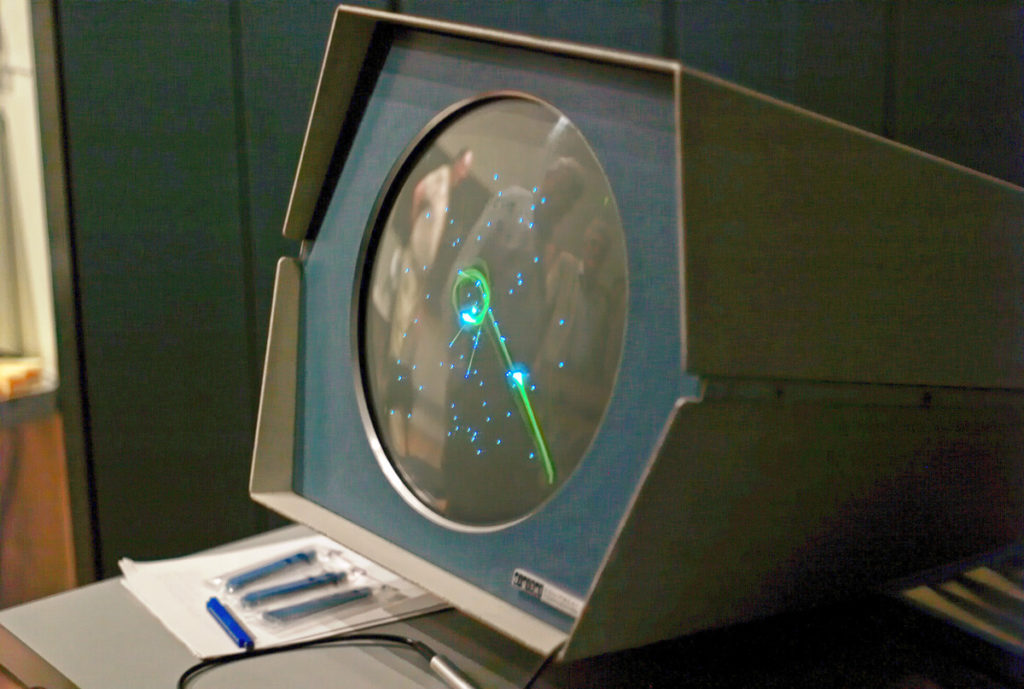 Spacewar! von Steve Russell